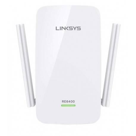 Linksys Expansor de rango AC1200 LKS RE6400 Blanco - Envío Gratuito