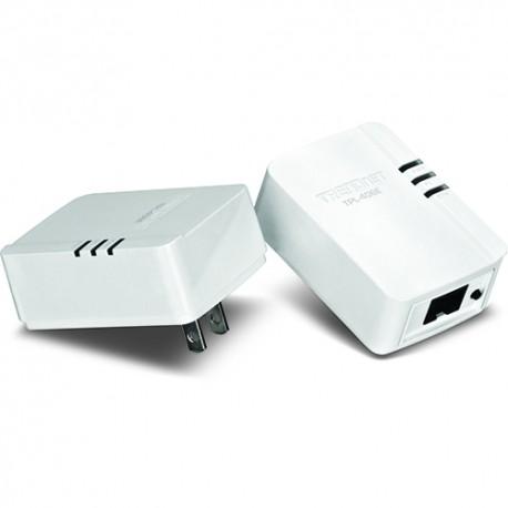 TRENDnet Kit 2 powerline 500 Mbps Blanco - Envío Gratuito