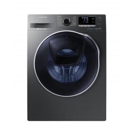 Samsung Lavasecadora con acceso frontal y capacidad de carga de 11 5 kg Acero inoxidable - Envío Gratuito