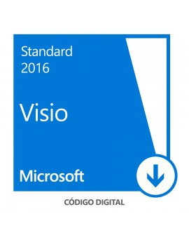 Microsoft Visio Standard 2016 All Languages