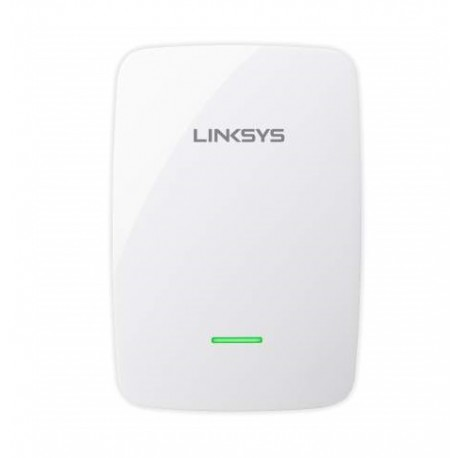 Linksys Expansor de rango N600 Dualband Blanco - Envío Gratuito