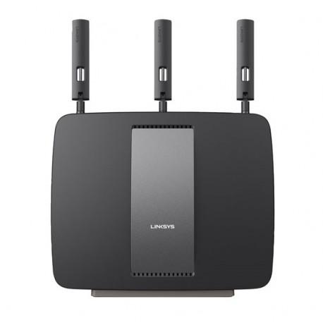 Linksys Router AC 3200 Triple banda Negro - Envío Gratuito