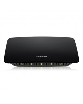 Linksys Switch 5 puertos 10/100 Negro