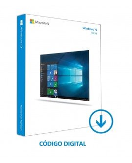 Software Descargable Microsoft Windows Home 10 Blanco