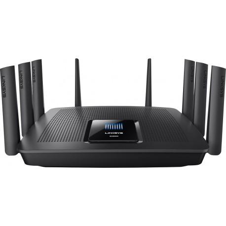 Linksys Router AC5400 Triple banda Mu-mimo Negro - Envío Gratuito