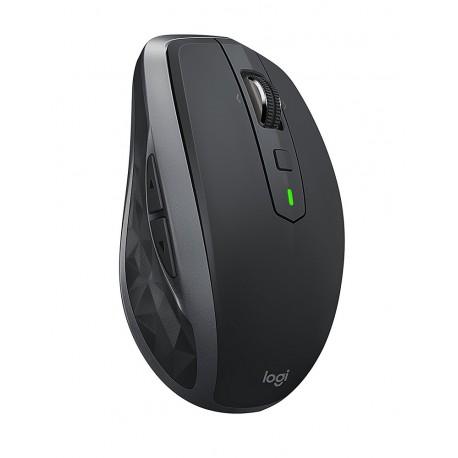 Logitech Mouse inalámbrico MX ANYWHERE 2S Negro - Envío Gratuito