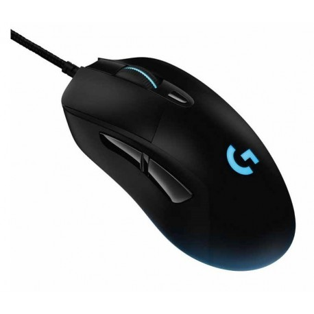 Logitech Mouse G403 PRODIGY Gaming Negro - Envío Gratuito