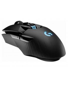 Logitech Mouse inalámbrico Gaming G903 Negro