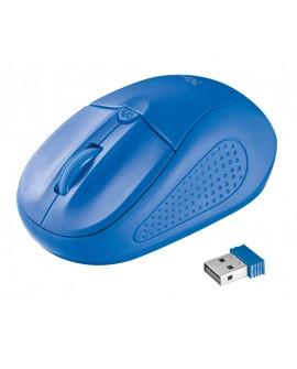 Trust Mouse inalámbrico 20786 Azul
