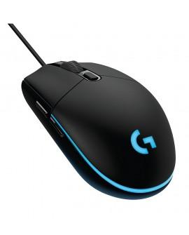 Logitech Mouse G203 PRODIGY Gaming Negro