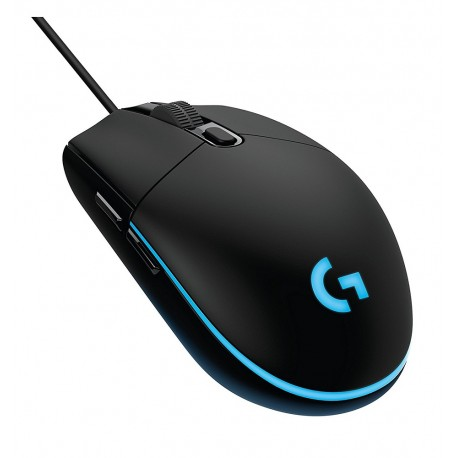 Logitech Mouse G203 PRODIGY Gaming Negro - Envío Gratuito