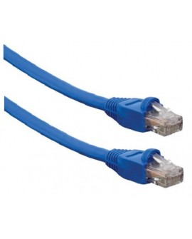 General Electric Cable de red RJ 45 a RJ 45 de 7.6 m CAT 6 Azul - Envío Gratuito