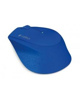 Logitech Mouse Inalambrico M280 Azul