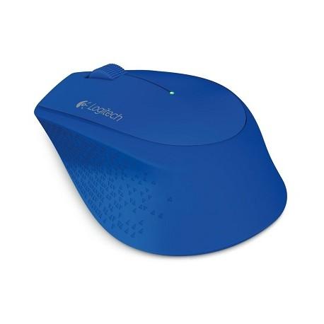 Logitech Mouse Inalambrico M280 Azul - Envío Gratuito