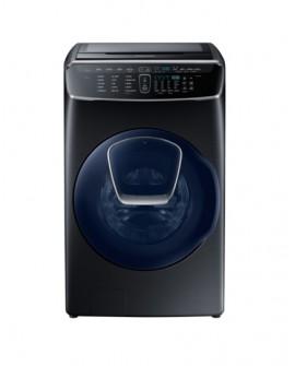 Samsung Lavasecadora con acceso frontal y capacidad de carga de 22 kg Negro