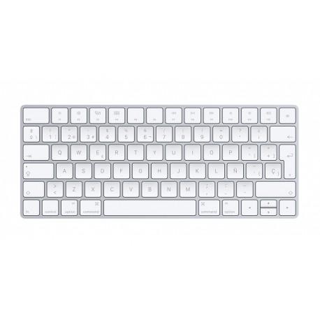 Apple Teclado Inalámbrico en español Plata - Envío Gratuito