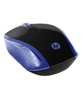 HP Mouse inalámbrico HP 200 Azul