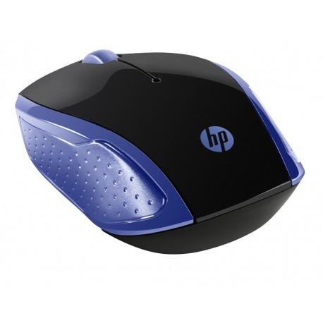 HP Mouse inalámbrico HP 200 Azul - Envío Gratuito