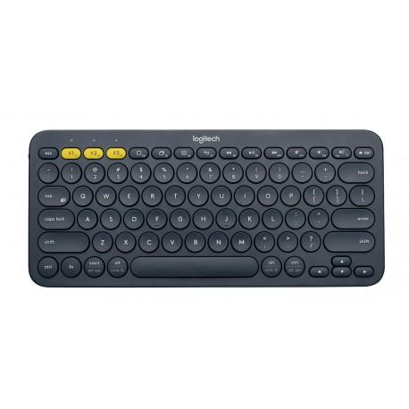 Logitech Teclado Bluetooth K380 Negro - Envío Gratuito