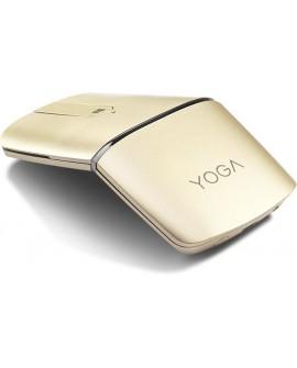 Lenovo Mouse Inalámbrico Yoga Dorado