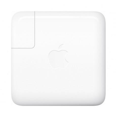 Apple Adaptador de corriente USB C de 61 W Blanco - Envío Gratuito