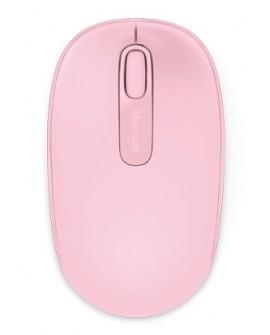 Microsoft Mouse inalámbrico 1850 Rosa