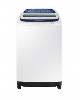 Samsung Lavadora con acceso superior y carga de 17 kg, Sistema Dualwash Blanco