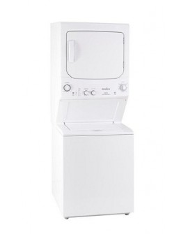 Mabe Centro de lavado eléctrico con capacidad de 17 kg Blanco