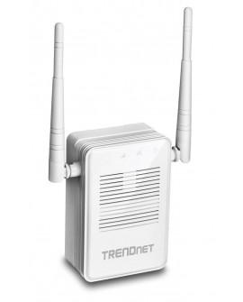TRENDnet Extensor de rango Wi-Fi AC1200 Blanco - Envío Gratuito