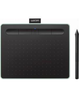 Wacom Tableta Intuos Comfort (pequeña)  Negro/Verde - Envío Gratuito