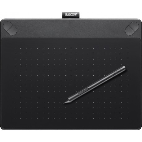 Wacom Tablet Intuos Art Mediana Negro - Envío Gratuito