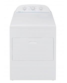 Whirlpool Secadora de gas con acceso frontal y capacidad de 17 kg Blanco