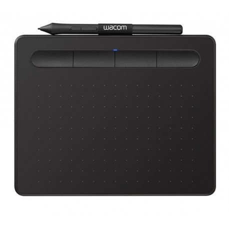 Wacom Tableta Intuos Basic (pequeña) Negro - Envío Gratuito