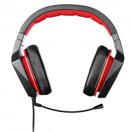 Lenovo Audífonos Gaming Y Negro/Rojo - Envío Gratuito
