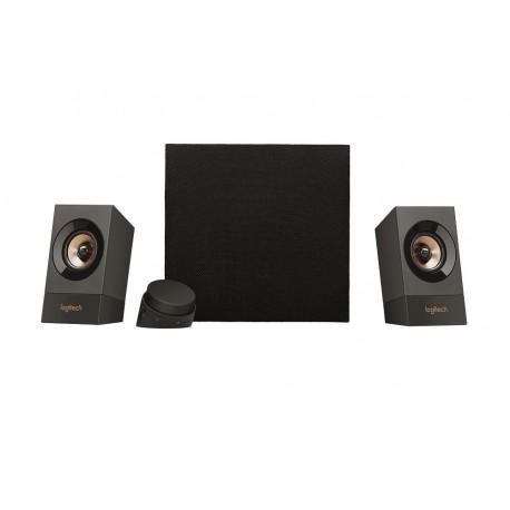 Logitech Bocina 2.1 Bluetooth Z537 Negro - Envío Gratuito