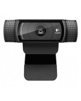 Logitech Webcam Pro HD C920 Negro