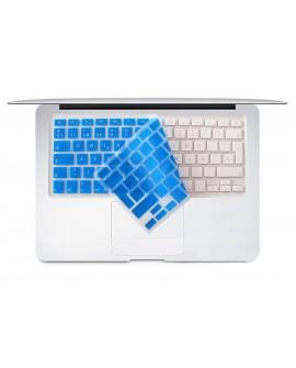 Boba Protector para teclado MacBook y MacBook Pro Azul