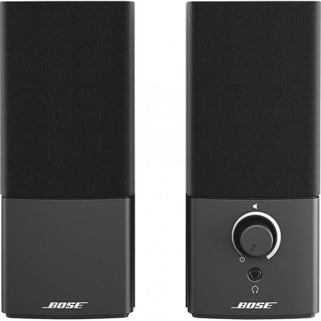Bose Companion 2 Series III Sistema de altavoces multimedia Negro - Envío Gratuito