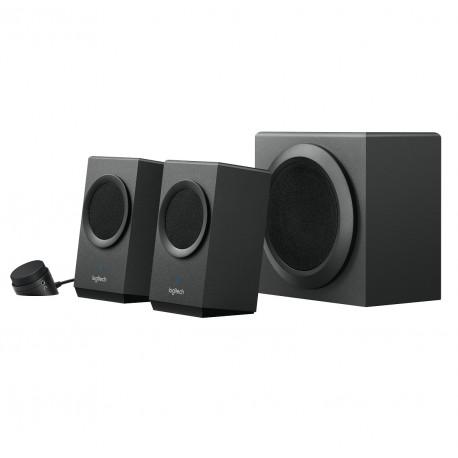 Logitech Bocinas 2.1 Bluetooth Z337 Negro - Envío Gratuito