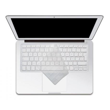 Boba Protector para teclado MB/MBP Transparente - Envío Gratuito