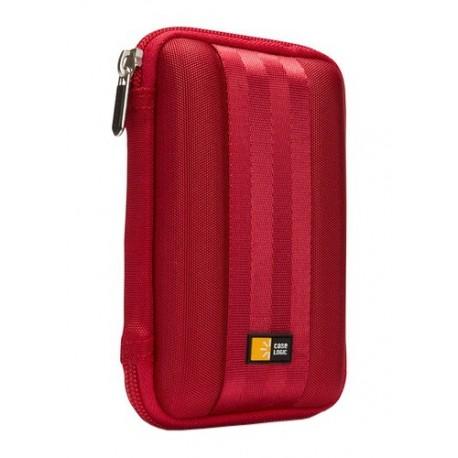 Case Logic Estuche Disco duro Rojo - Envío Gratuito