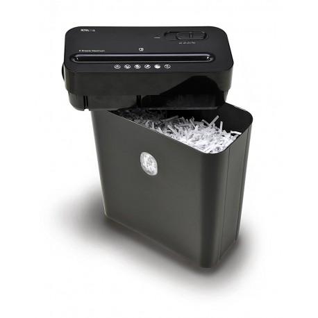 Royal Trituradora de papel PX8 hasta 8 hojas Negro - Envío Gratuito