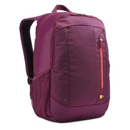 """Case Logic Backpack Acai 15.6"""" Morado - Envío Gratuito"""