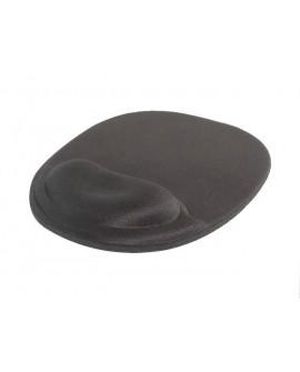 Perfect Choice Mousepad ergonómico de gel Negro