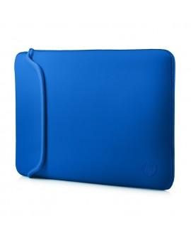"""HP Funda Chrome de 14"""" Azul/Negro"""