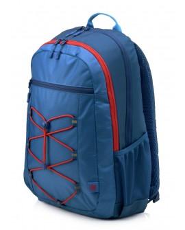 """HP BackPack de 15.6"""" Active Azul/Rojo"""