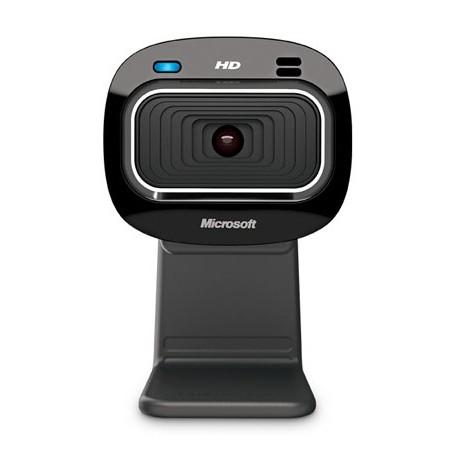 Microsoft WebCam LifeCam HD3000 Negro - Envío Gratuito