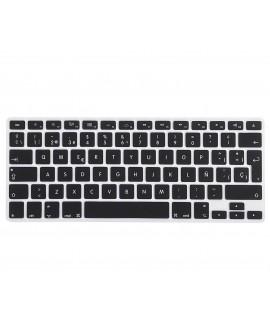 Boba Cubreteclado MacBook Pro 13 No Touch 2016 Negro