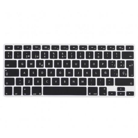 Boba Cubreteclado MacBook Pro 13 No Touch 2016 Negro - Envío Gratuito