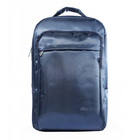 "Color Case Backpack 14"" Nylon Azul - Envío Gratuito"